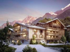 1 bedroom ski apartment in Les Houches (74310) Chamonix Valley
