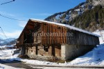Savoyard Farm House to Renovate Flumet (73590) Savoie