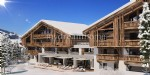 1 bedroom luxury Appartement Praz sur Arly (74120) near Megeve