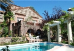 1940's Character Property With Park And Pool, Amelie Les Bains