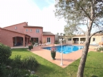 Superb Mediterranean Style Villa With Pool, Theza