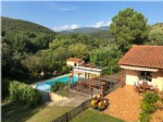 Beautiful Villa With Garden, Pool, Views, Close To Ceret