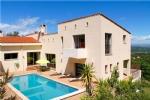 Spacious Villa With Pool And Views, Montesquieu-Des-Alberes