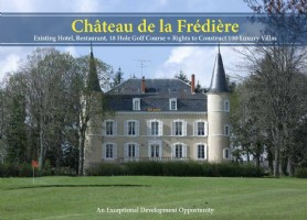 Peo 9150, Great investment Opportunity - Beautiful Chateau - 18 Hole Golf Course - 60+ Villas To