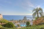 Wmn1508763, 1 Bedroom Apartment With Stunning Sea View - Menton Garavan