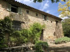 Wmn1575939, Authentic Bastide in Stone - Claviers