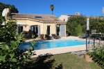 Wmn2449977, Beautiful Luminous House With Big Pool - Valbonne