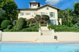Wmn2460516, Maison De Parfumeur With Sea View And Pool - Grasse St Jean