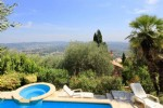 Wmn2501547, Bastide With Panoramic View, Pool And Provencale Charming Style - Grasse 890,000 €