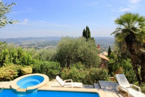 Wmn2501547, Bastide With Panoramic View, Pool And Provencale Charming Style - Grasse