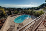 Wmn2508856, House With Sea View, Swimming Pool And Garage - Vallauris impiniers Area