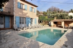 Wmn2707806, Beautiful House With Pool And Seaview - Chateauneuf