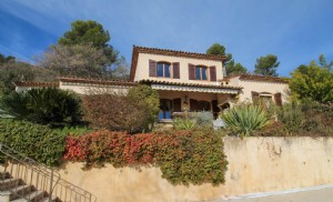 Wmn2708917, Quietly Located Villa - Le Tignet Just Added