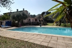 Wmn2861621, House in Provencale Style With A Flat Garden And A Big Pool - Valbonne