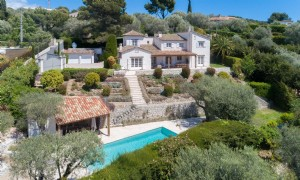 Wmn2968998, 5 Bedroom Astonish Villa With Pool And Sea View - Mougins