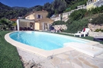 Wmn441679, Lovely Villa With Swimmingpool - Le Broc
