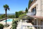Wmn542943, Exceptional Elegant Villa With Panoramic Views in Village - Montauroux 880,000 €