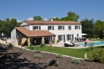 Wmn705348, Modern Villa With Second House - Pays De Fayence