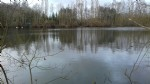 18 acre lake property with two 5 acre gravel pits & cabin