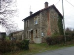 Bargain priced cottage for modernisation