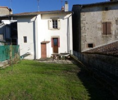 Bargain priced habitable house in Chateauponsac very negotiable