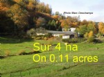 4 hectare, smallholding equestrian property with over 4 hectares of attached land