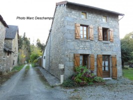 Lock up and leave ! Detached 3bed house, 130m², in good order, with garden 336m²