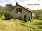 3 bed village house, ~70m², with nice view, on 396m² (~0,1acre)