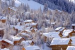 new luxury apartments for sale in central Meribel