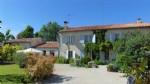 4 bedroom house with 3 bedroom gite, large garden, Aulnay