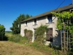 Pretty Renovated Stone Cottage, 2 bedrooms, potential to enlarge, in an isolated, peaceful location