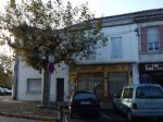 Town house with shop front. Chalais Charente