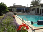 6 bedroom house with swimming pool. Saint Severin south charente