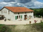 Stone country house. Gite. pool . South Charente