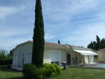 TWO VILLAS with heated swimming pool. Chalais, south Charente