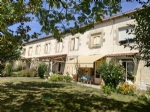 House with 4 bedrooms, gite, large garden, Saint Jean D'Angély