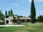 South Charente. Large country house with pool.