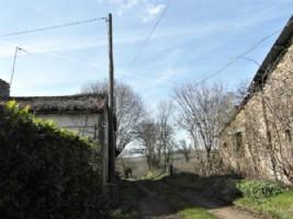 Rural renovation project: a stone house (115 m² habitable), barn, stable - 79240 Le Busseau