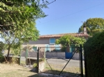 2 bed house with garden, gite and oubuildings, Néré