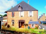 Normandy. Large detached house with good rental opportunities in St Sever.