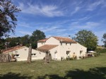 Renovated 4 bed house on 2 acres.Charente-Maritime