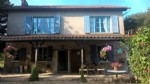 Pretty stone farmhouse in Dordogne 2 beds, covered terrace and outbuildings