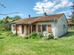 3 bedroom bungalow for sale. Double garage and almost half an acre.
