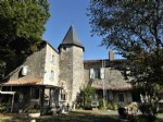 A small château, dating from the XVth century, great potential for gîtes or bed and breakfast!