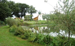 Vienne 3 bed Fishing Lodge