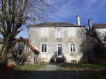 Village house in Dordogne with 4 bedrooms, open plan living and garden.