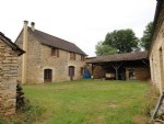 Beautiful Restored Farmhouse Close to Sarlat with 2 Separate Apartments With 3.5 acres of Land