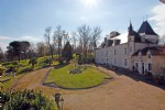 Superb 17th Century Chateaux For Sale With Pool & 35,000m2 Garden and Outbuildings