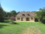 Near Castelnaud-La-Chapelle Lovely 4 Bedroom Perigourdine House with 2600m2 Garden