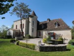 Chateau For Sale Near Eymet With Manor, Chapel, Cottage with Woods & Grounds of 70000m2
